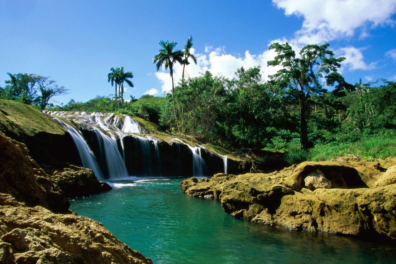 Cataratas en Cuba