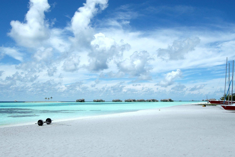 Imagen de una playa de Cuba