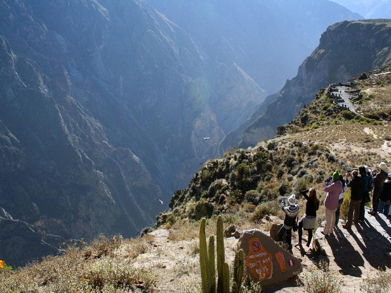 Viajando al Perú Colca-Valley