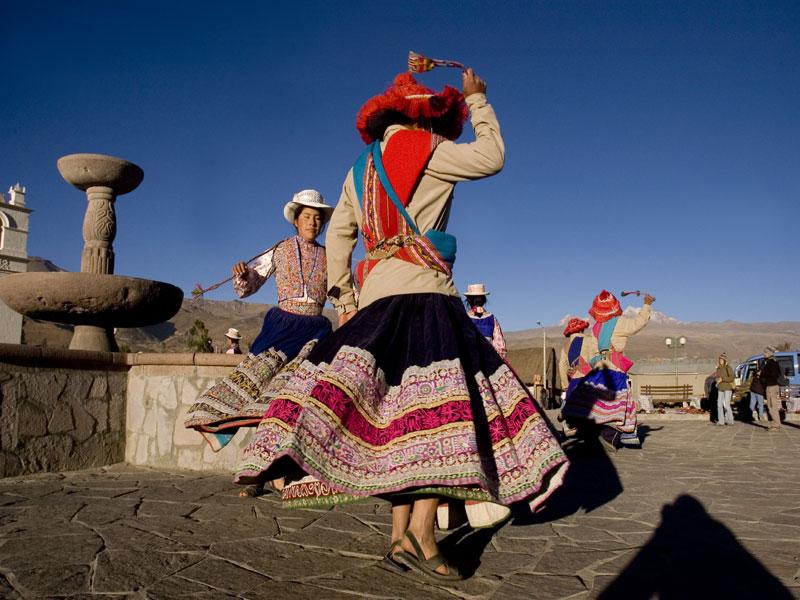 Viaje Peru Singles, Valle del Colca