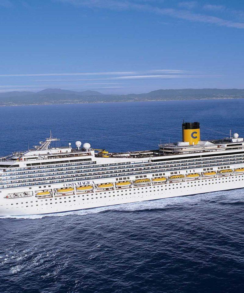 Crucero Capitales Bálticas Singles- Barco Costa Mágica