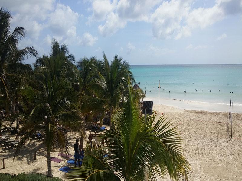 Visita la Riviera Maya sus Playas con tu grupo de Singles