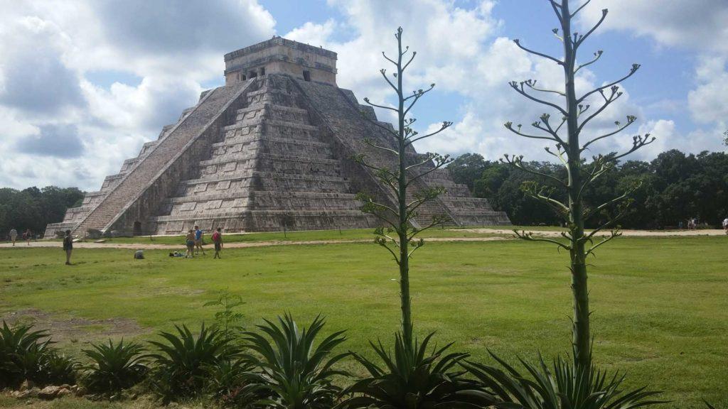 Equinoccio en Chichen Itza Riviera Maya