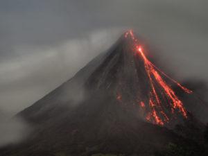 Viaje Singles Volcan Arenal en Costa Rica