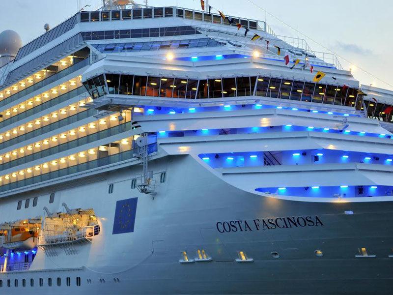 Crucero Mediterraneo del Baile