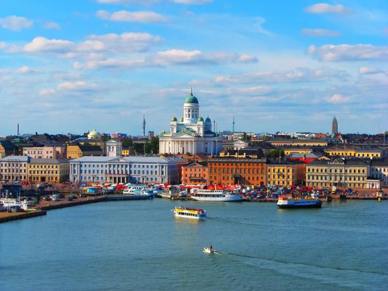 Vacaciones Singles en el Baltico