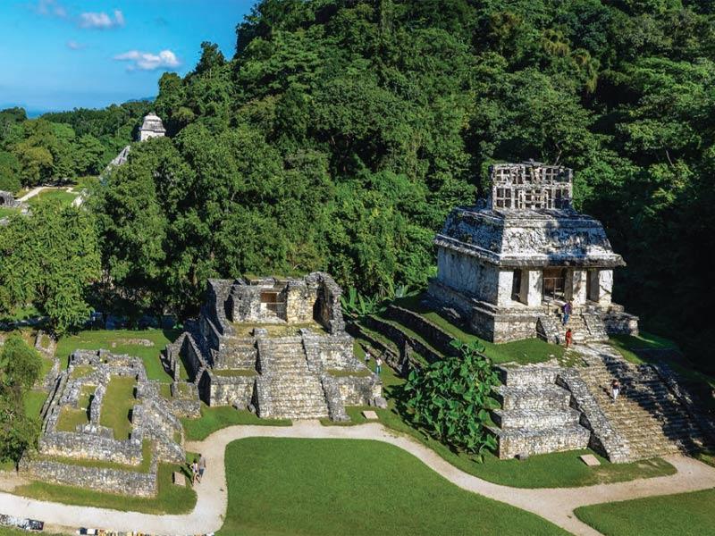 Singles en Guatemala- Tikal