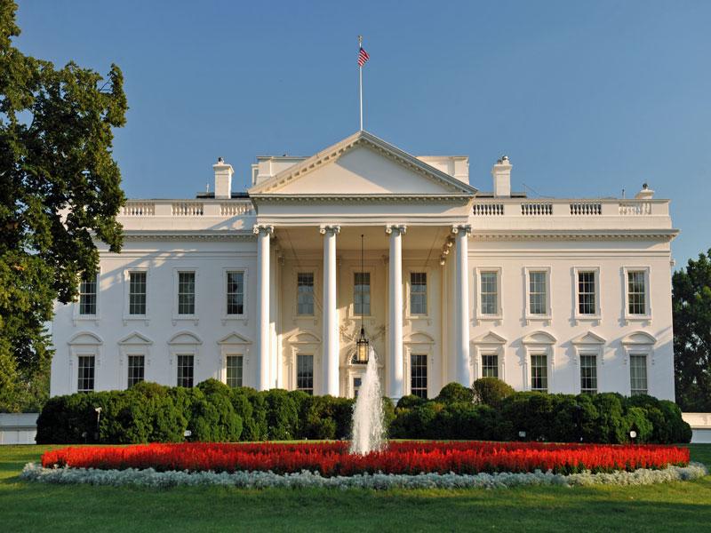 Visitando el Capitolio, La Casa Blanca, el Monumento a Lincoln