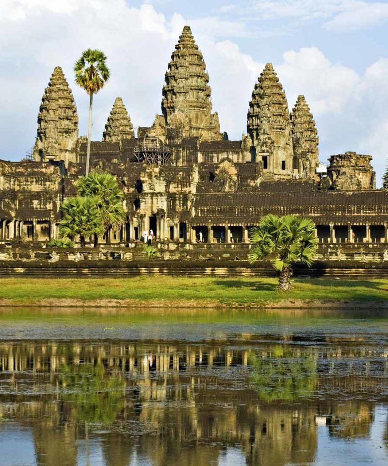 Viaje en Grupo Camboya y Hong Kong 2018