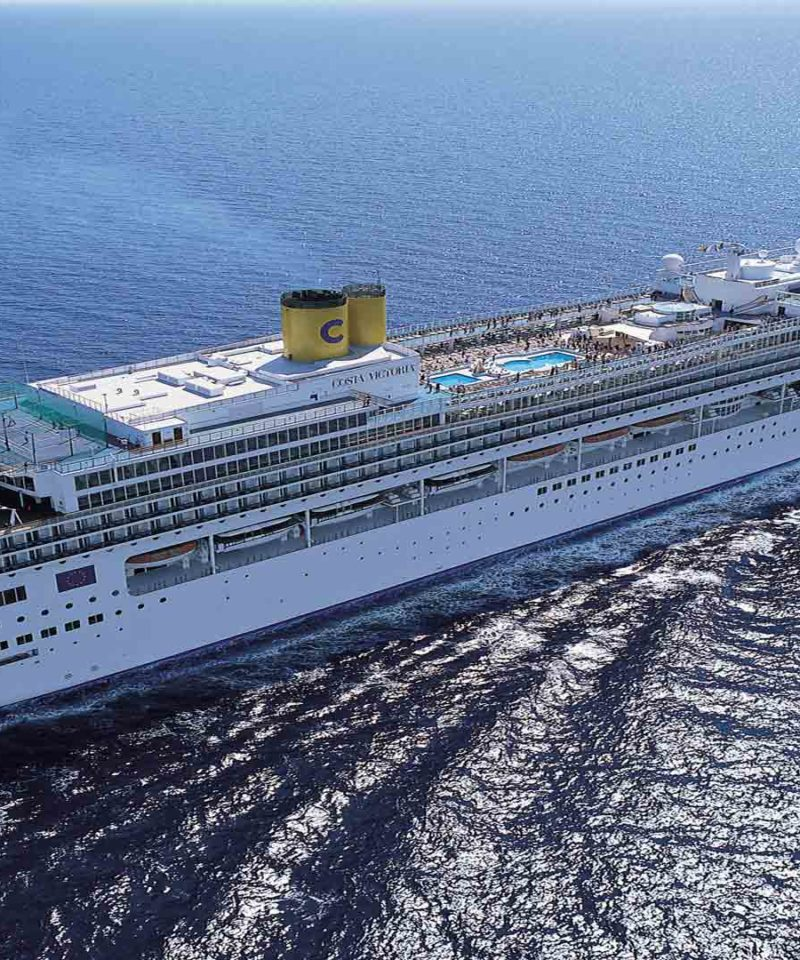 Crucero Costa Victoria Islas Griegas