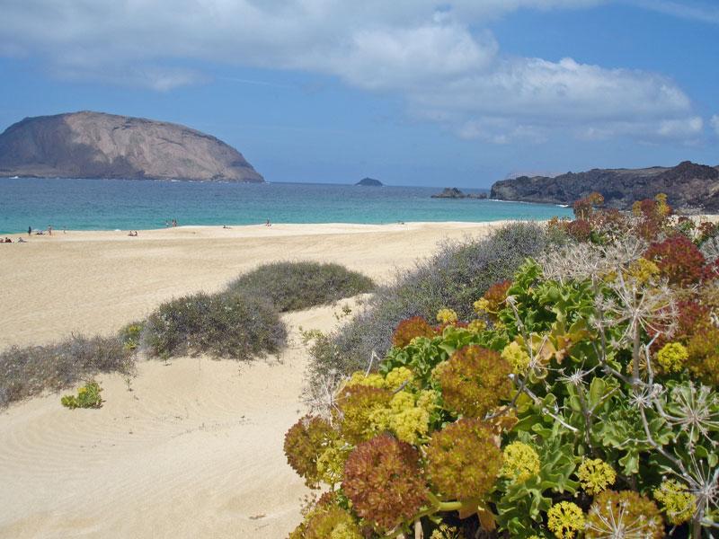 Un Baño en Playa de Muro Lanzarote