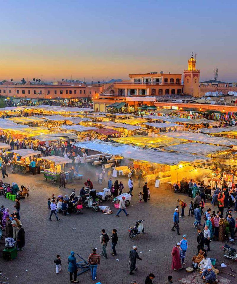 Viaje al Sur de Marruecos Fotográfico Pte. Diciembre