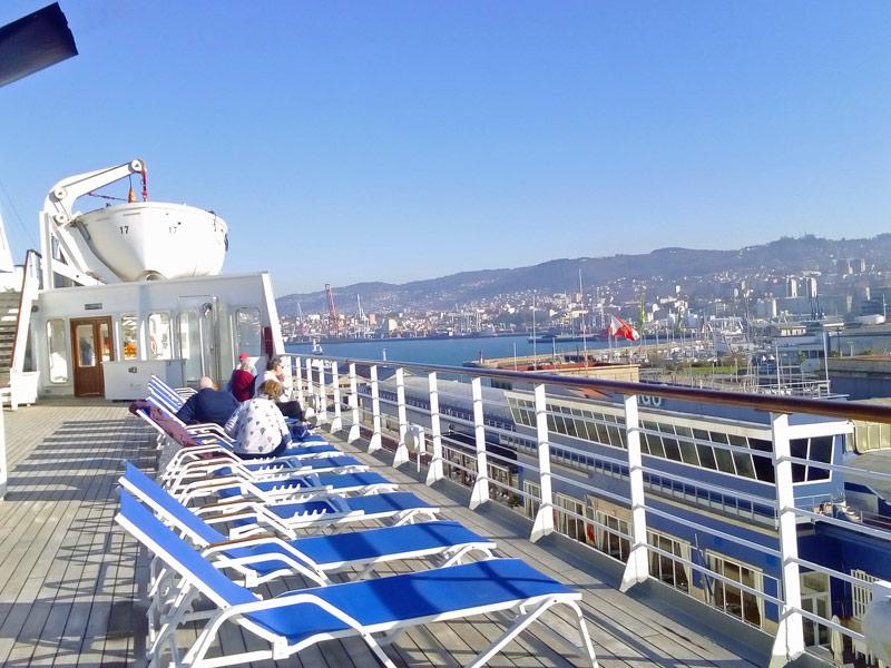 Viaje grupo de singles de Crucero Mediterraneo