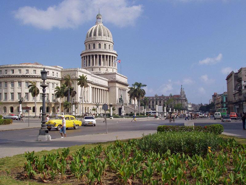 Viaje internacional Singles en Cuba