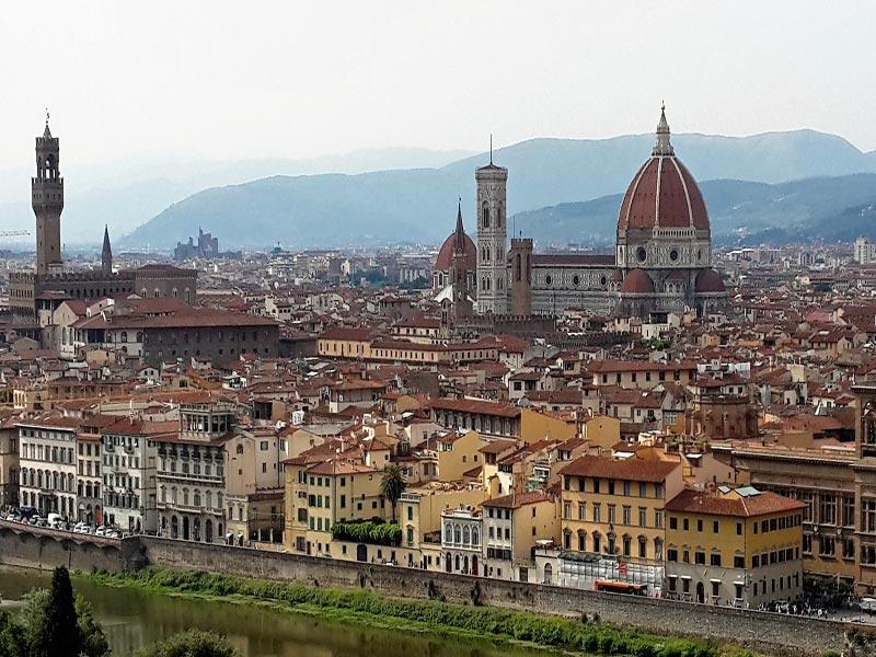 Excursión a la ciudad de Florencia