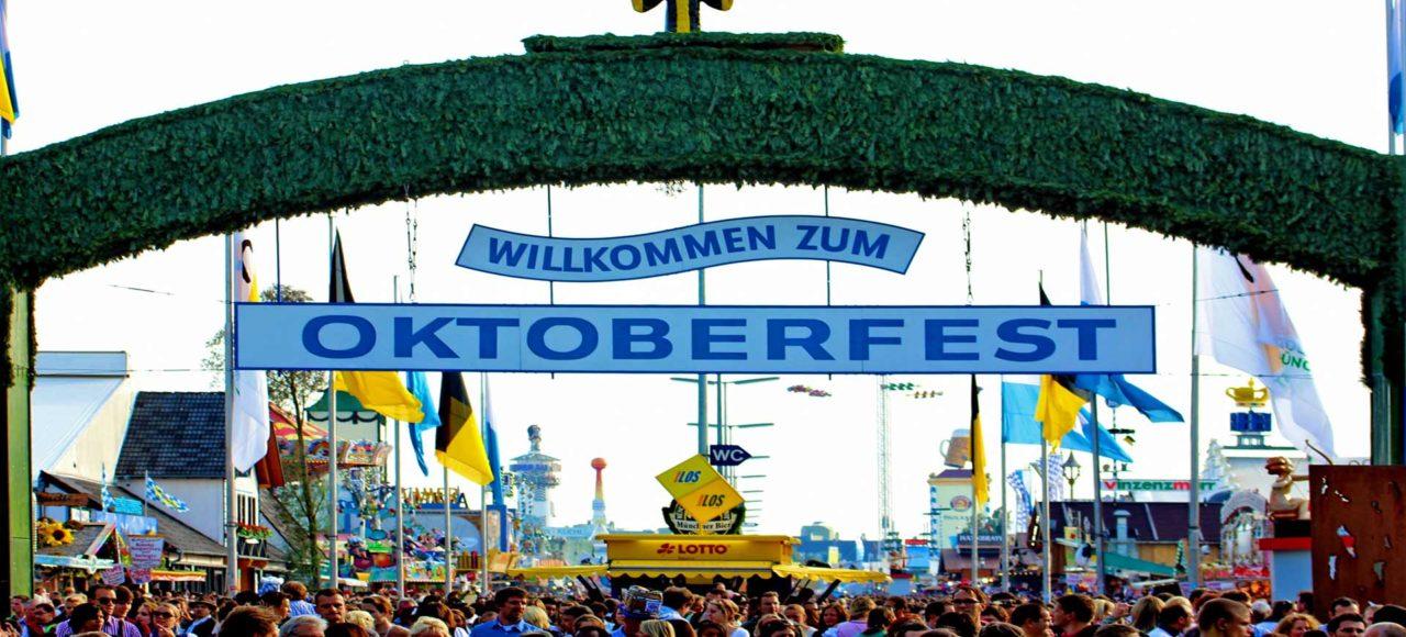 Viaje a Munich Oktobertfest 2018 en grupo de amigos