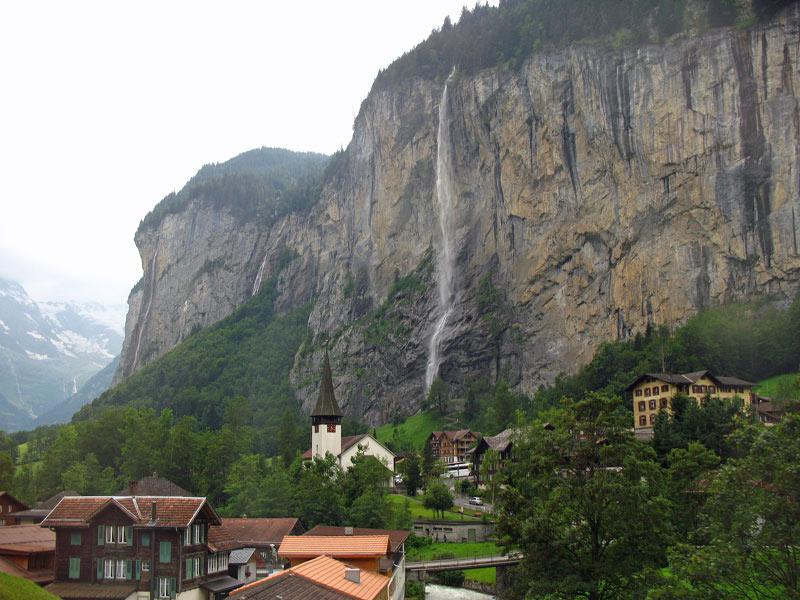 Viaje en Grupo por Suiza y Selva Negra con Chamonix