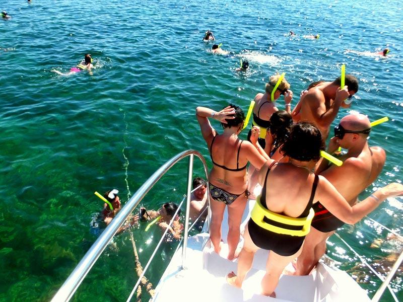 Excursión singles Snorkel Cuba