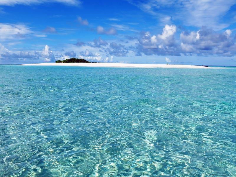 Disfruta en compañia del Paraiso y el Relax en Las Maldivas
