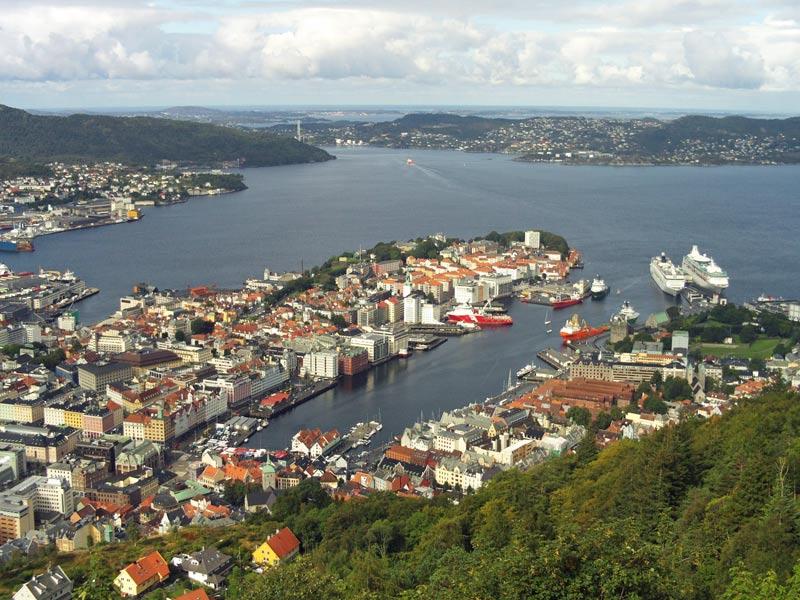 Viaje Fiordos Noruegos con grupo Singles