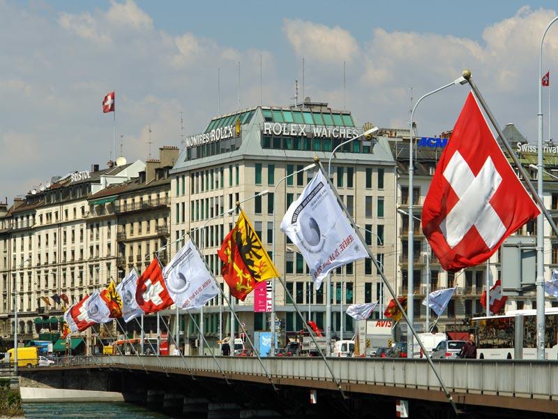 Circuito en Grupo Por Europa Suiza y Alemania