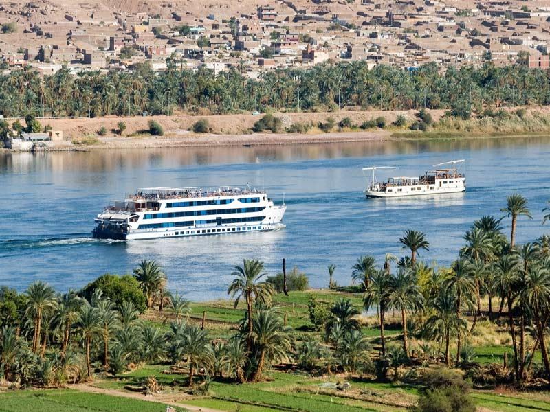 Viaje singles en Crucero por el Nilo.