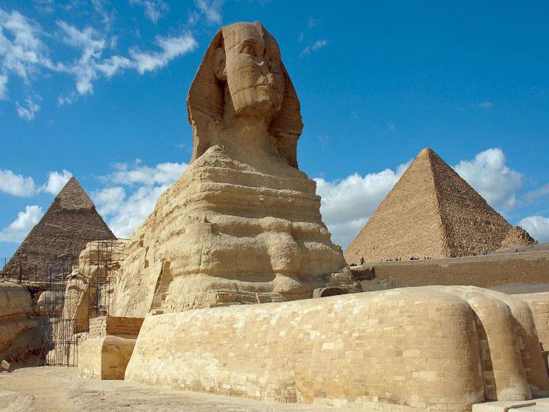 Vacaciones para Singles en Egipto Giza