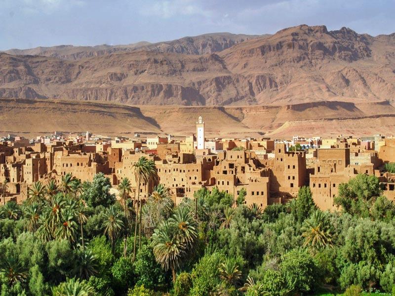 Solteros de viaje por Ouarzazate – Ait Ben Hadou – Marrakech