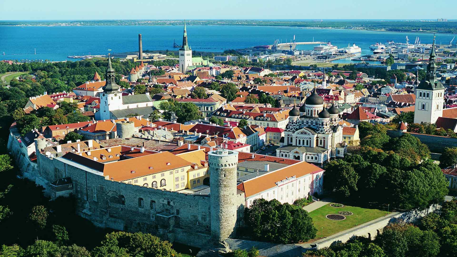 Joyas del Báltico Singles - en Tallin