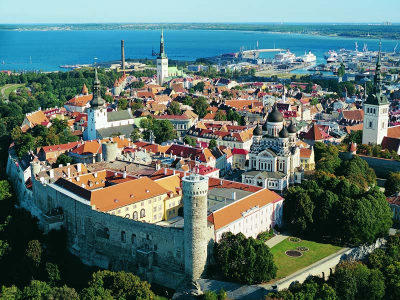 Singles en Tallin Patrimonio de la Humanidad