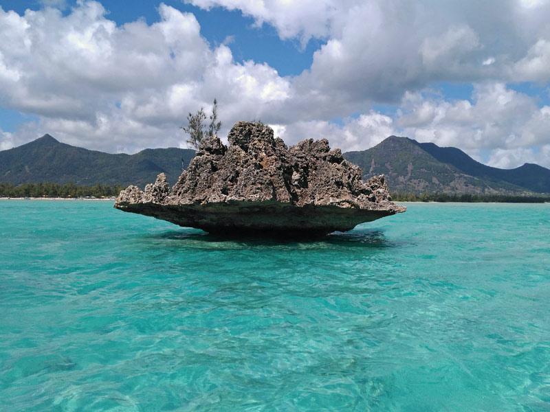 Viaje Mauricio Isla Benitiers