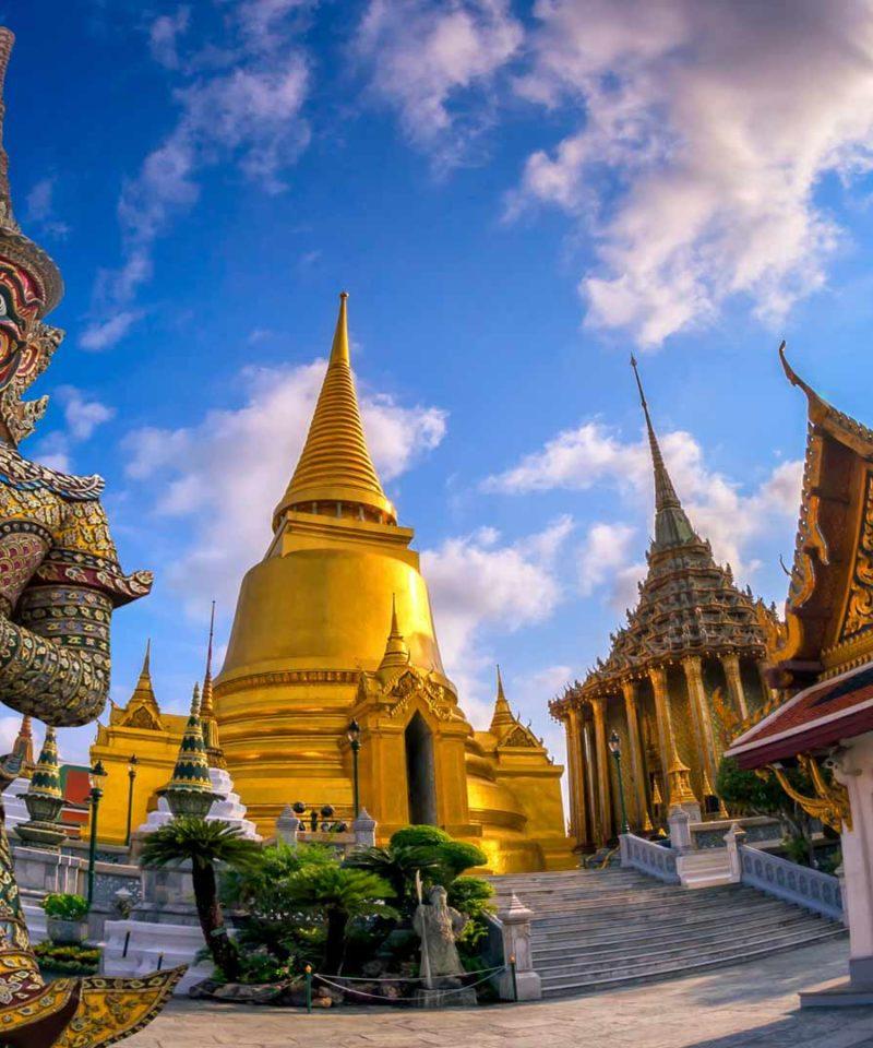 Tailandia en grupo Reino de Siam con Phuket