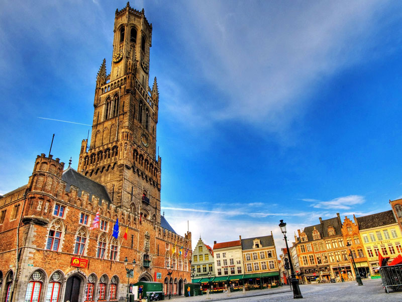 Viaje en grupo por Belgica