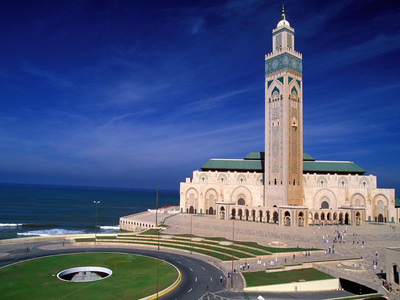 Crucero escala en Casablanca grupo singles