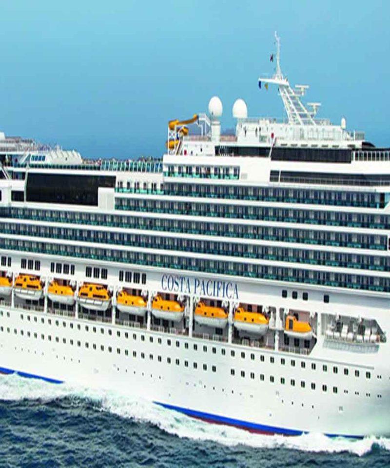 Crucero Ochentero 2020