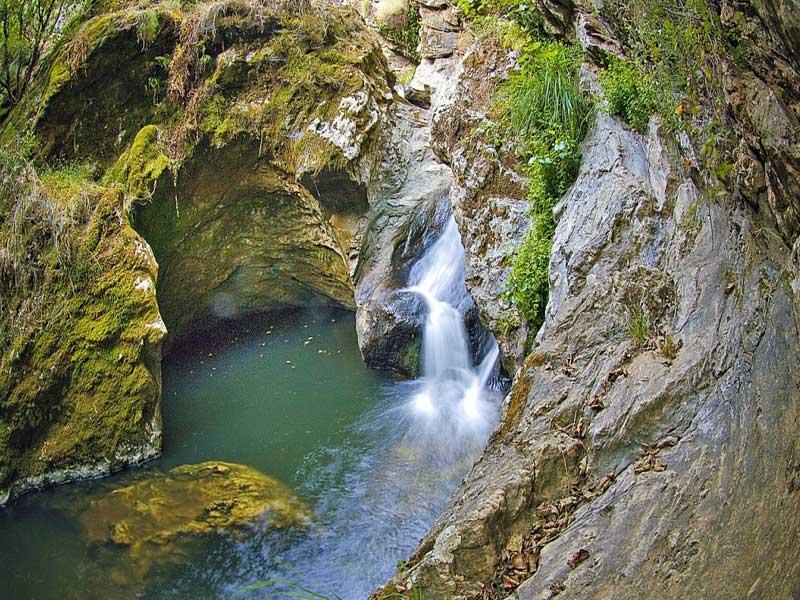 Aventura y senderismo Picos de Aroche