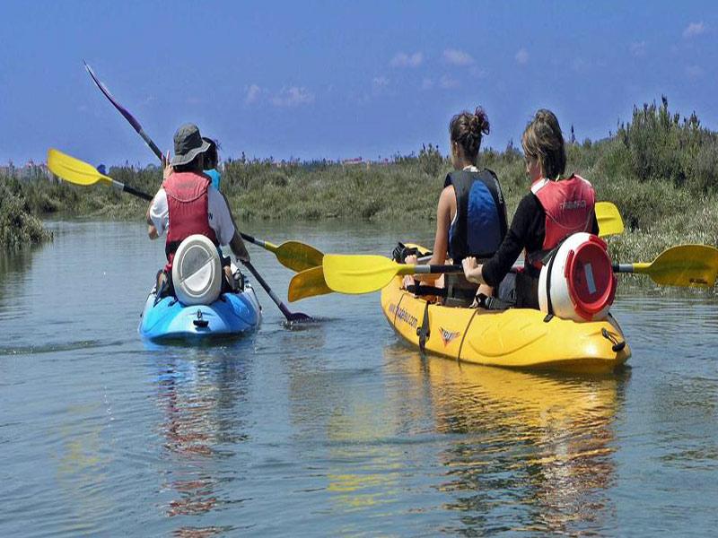 Viaje de aventura y naturaleza por Huelva y Sur de Portugal