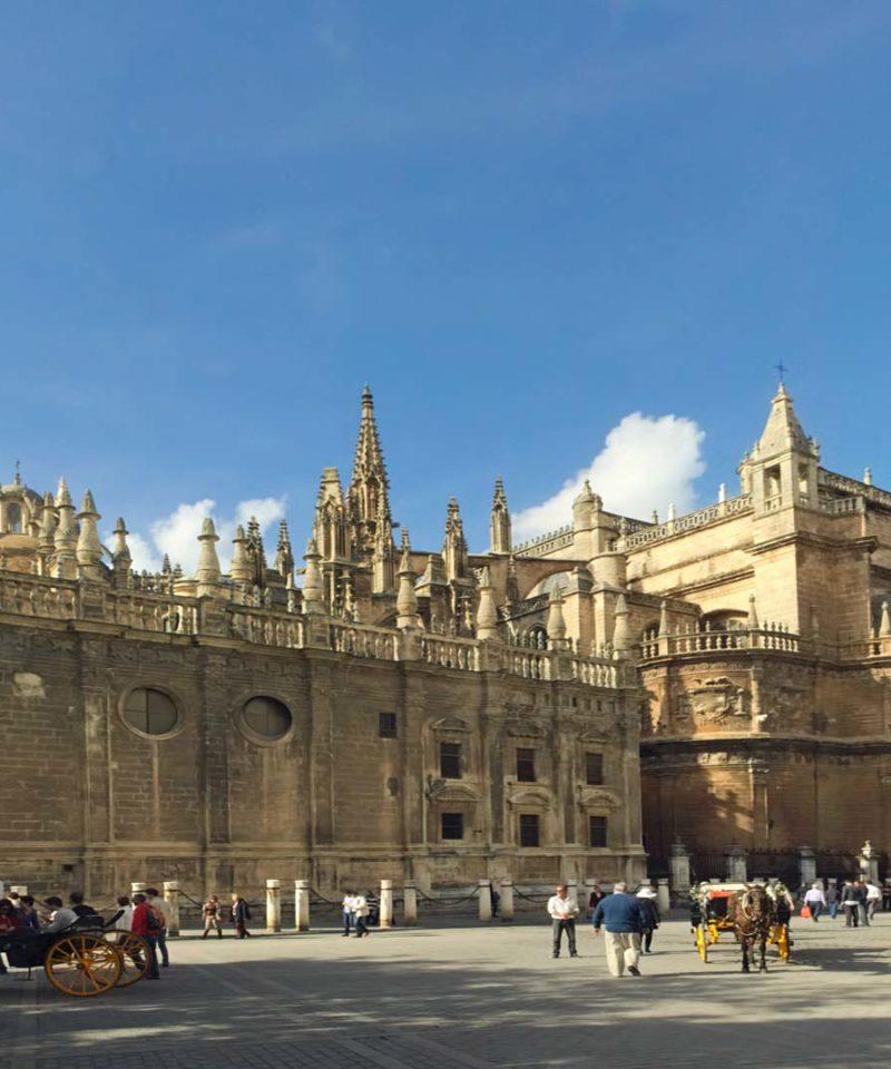 Singles en Sevilla especial Fin de Año - Catedral