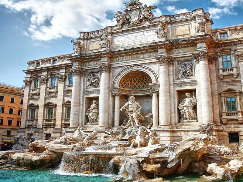 Viaje a Roma en Grupo de Solteros.