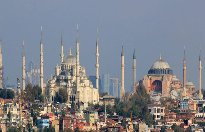Singles en Turquía Fin de Año