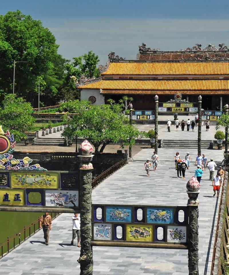 Viaje Fin de Año en Vietnam. Visitando Danang