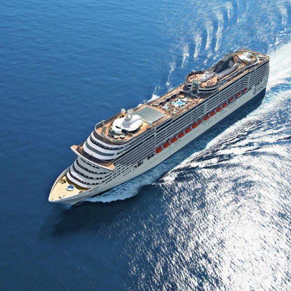 Cruceros en Oferta por el Mundo