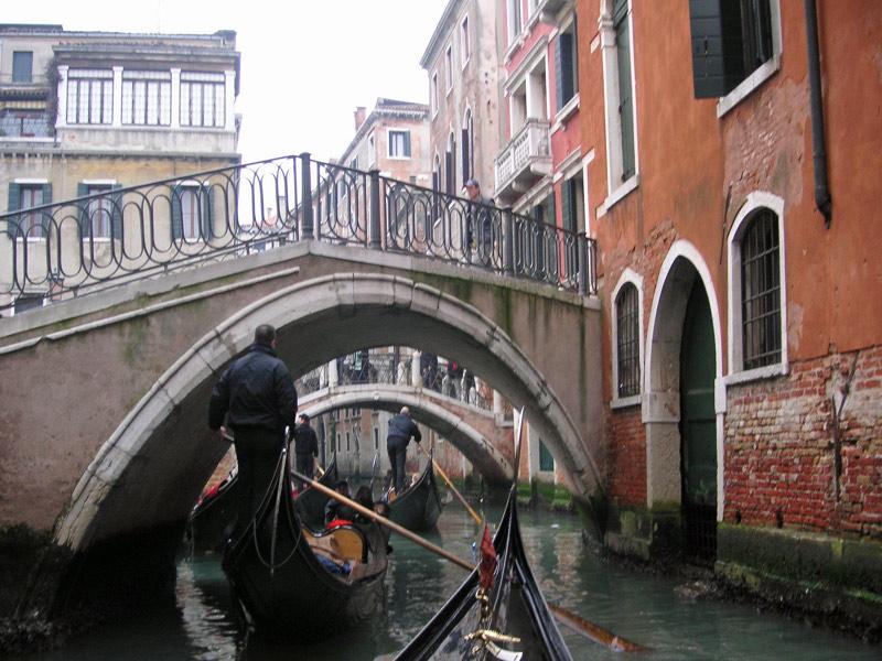 Viaje a Venecia con grupo de singles