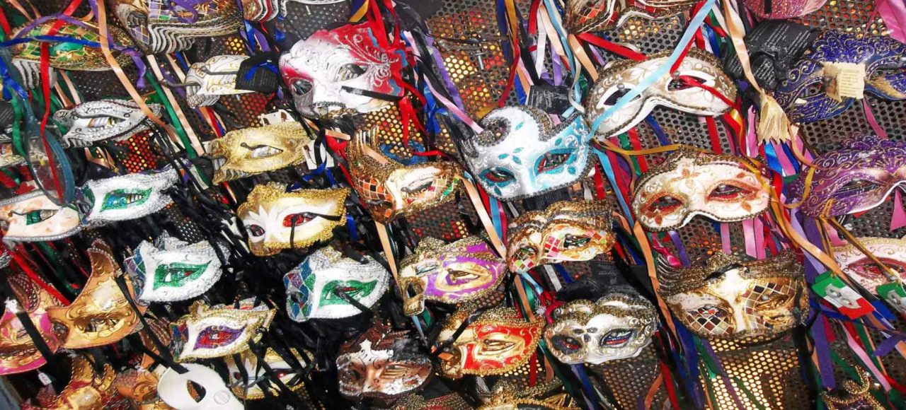 Singles de Carnaval en Venecia