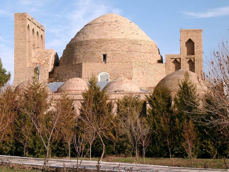 Corazón del Asia Central Uzbekistan