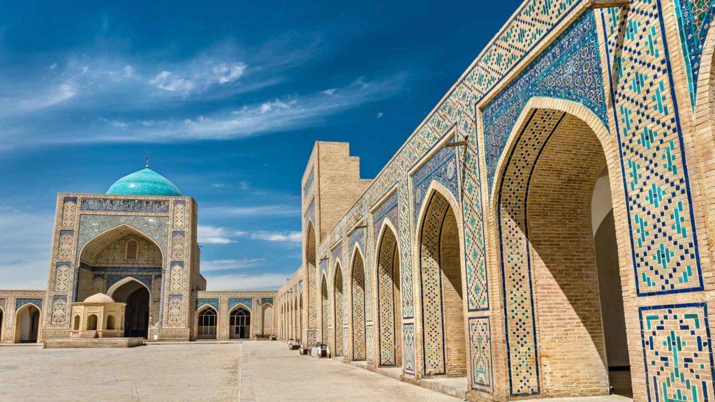 Viaje Uzbekistán el corazón del Asia Central