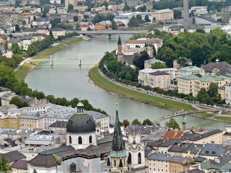 Vacaciones Singles en Salzburgo