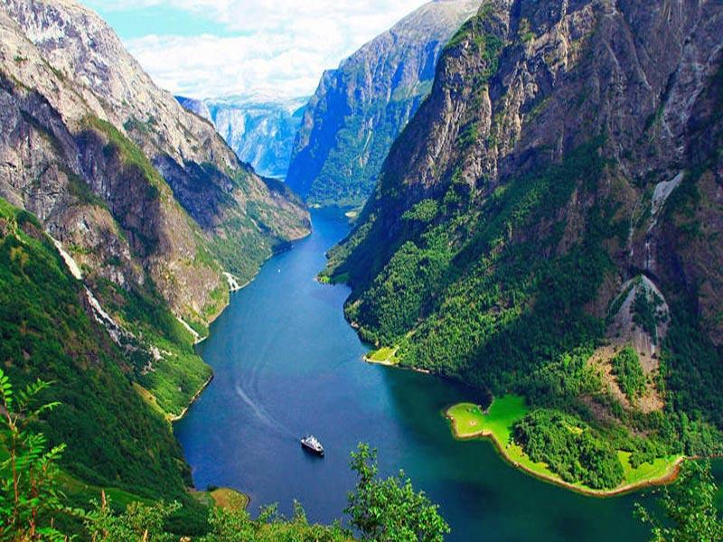 Crucero Singles por los Fiordos Noruegos