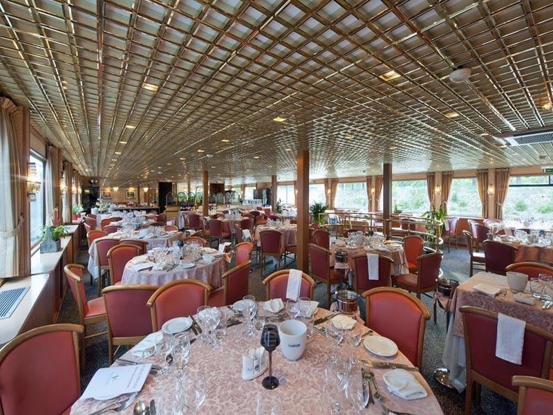 Restaurante Barco Seine Princess