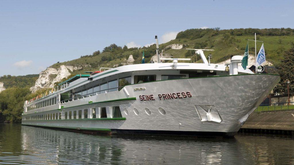 Crucero Fluvial París Castillos del Loira y Normandía